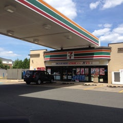 Photo taken at 7-Eleven by Josh on 6/16/2012