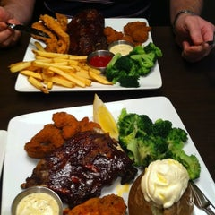 Photo taken at Ruby Tuesday by Brett on 5/13/2012