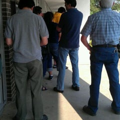Photo taken at Texas Department of Public Safety - Plano Office by Abda-Kristin R. on 5/21/2012