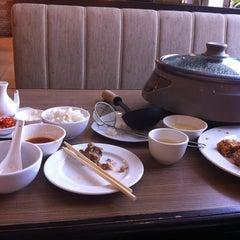 Photo taken at Makassar Suki Cafe and Resto by aprida g. on 5/11/2012