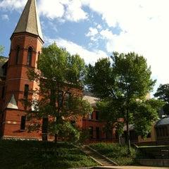 Photo taken at Cornell University by Brad on 8/26/2012