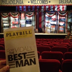 Photo taken at Gerald Schoenfeld Theatre by Henry B. on 8/1/2012