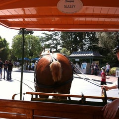 Photo taken at Horse-Drawn Streetcars by Cassandra V. on 4/4/2012