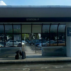 Photo taken at FLL Airport Economy Parking by Cesar L. on 9/3/2012