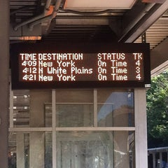 Photo taken at Metro North - Fordham Train Station by Welmer E. on 6/23/2012