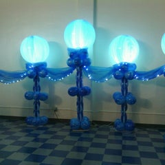 Photo taken at LA Balloons by Gail F. on 8/7/2012