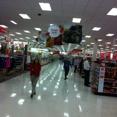 Photo taken at Target by Carlton S. on 3/28/2012