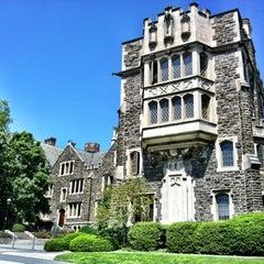 Photo taken at Princeton University by Devon W. on 5/18/2012