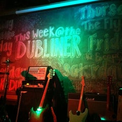 Photo taken at Dubliner by Carlos M. on 5/25/2012
