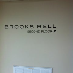 Photo taken at Brooks Bell by Erika W. on 2/24/2012