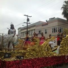 Photo taken at Carnaval by Ricardo F. on 5/27/2012