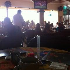 Photo taken at Los Alcatraces Restaurante by Carlos P. on 8/7/2012