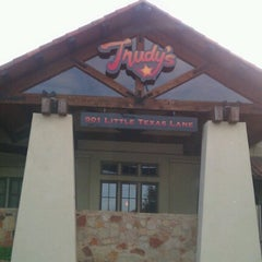 Photo taken at Trudy's South Star by Dyezz S. on 7/19/2012