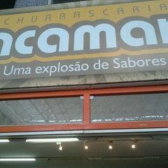 Photo taken at Bacamarte by Nilton T. on 3/26/2012