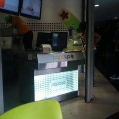 Photo taken at Papaya by Euro C. on 2/13/2012
