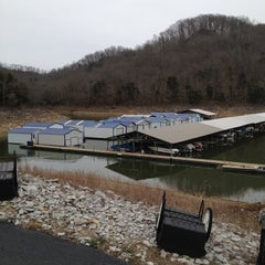 Photo taken at Center Hill Lake by Vicki H. on 2/18/2012