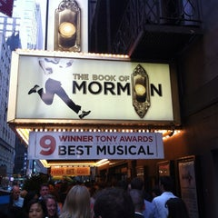 Photo taken at Eugene O'Neill Theatre by Mike M. on 5/26/2012