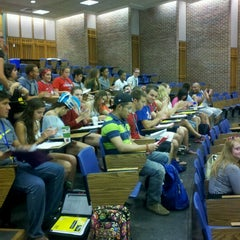 Photo taken at Willard Hall Education Building #UDel by Michele on 8/15/2012