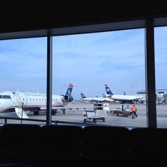 Photo taken at Concourse E by Annie H. on 6/9/2012