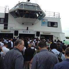 Photo taken at Catamarã Social Neves V by Bruno L. on 3/29/2012