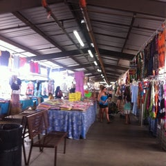 Photo taken at Mesa Market Place Swap Meet by Vicki P. on 7/15/2012