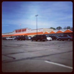 Photo taken at The Home Depot by Megan P. on 6/8/2012