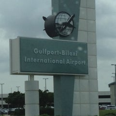 Photo taken at Gulfport-Biloxi International Airport (GPT) by WJ M. on 8/2/2012