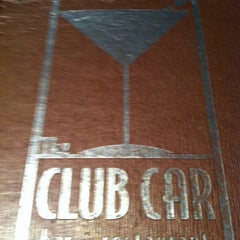 Photo taken at The Club Car by Guy T. on 6/2/2012