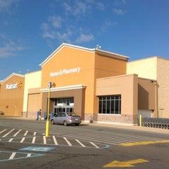 Photo taken at Walmart Supercenter by Kyle S. on 6/2/2012