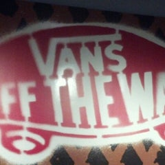 Photo taken at Vans by MAX K. on 9/12/2012