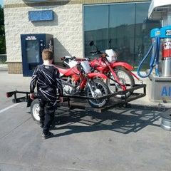 Photo taken at BP by Gary N. on 7/15/2012