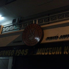 Photo taken at Borneo 1945 Museum Kopitiam by Hä®®is M. on 7/22/2012