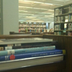 Photo taken at Highland Park Public Library by Rob K. on 6/20/2012