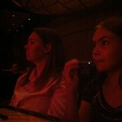Photo taken at Cabaret Theater - Mohegan Sun by 🍸Notch 🍸 B. on 6/23/2012