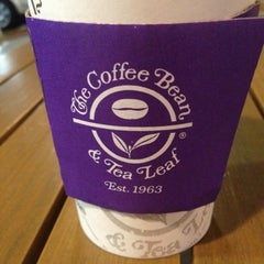 Photo taken at The Coffee Bean & Tea Leaf® by Cory R. on 5/11/2012