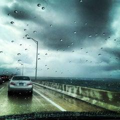 Photo taken at Three Mile Bridge by Keough on 7/14/2012
