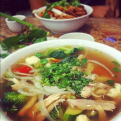 Photo taken at Pho Bang New York by Julia C. on 2/4/2012
