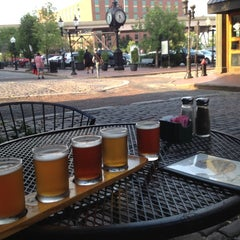 Photo taken at Morgan Street Brewery by Fred D. on 5/25/2012