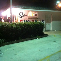 Photo taken at Sal's Sno-Ball Stand by Josh G. on 6/3/2012