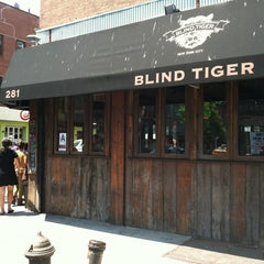 Photo taken at The Blind Tiger by Tamara H. on 5/28/2012