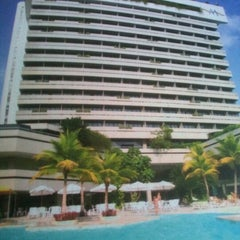 Photo taken at Mercure Recife Mar Hotel Conventions by Hudson F. on 8/14/2012