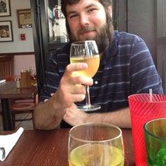 Photo taken at L'Eden Cafe by Krystal G. on 6/9/2012