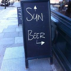 Photo taken at The Southampton Arms by snarkle on 7/22/2012