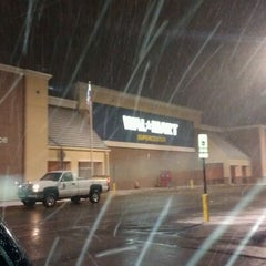 Photo taken at Walmart Supercenter by Amanda S. on 2/14/2012