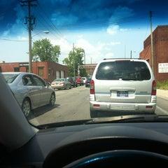 Photo taken at Michigan Street Railroad Crossing by Kent W. on 7/4/2012
