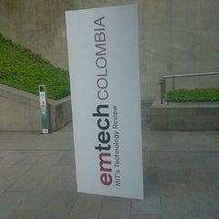 Photo taken at Plaza Mayor - Convenciones y Exposiciones by Juan David C. on 7/11/2012