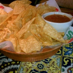Photo taken at Chili's Grill & Bar by Dunia C. on 2/8/2012