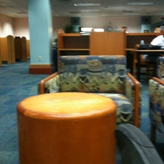 Photo taken at Broward College Library - Central Campus by Alex G. on 7/31/2012