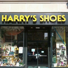 Photo taken at Harry's Shoes by Jason A. on 4/24/2012