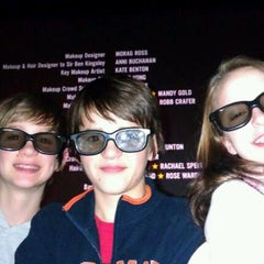 Photo taken at Cinemark Movies 12 by James A. on 3/30/2012